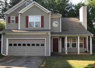 Pre Foreclosure in Norcross 30093 GLACIER RUN - Property ID: 1446710617