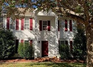 Pre Foreclosure in Matthews 28105 WINDSORWOOD CT - Property ID: 1446782891