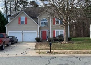 Pre Foreclosure in Charlotte 28216 VALERIE DR - Property ID: 1446790767