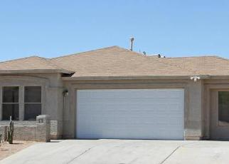 Pre Foreclosure in Tucson 85757 W PEBBLE VALLEY DR - Property ID: 1447078507
