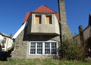 Pre Foreclosure in Philadelphia 19138 OGONTZ AVE - Property ID: 1447090331