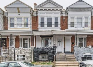 Pre Foreclosure in Philadelphia 19143 HAZEL AVE - Property ID: 1447117489