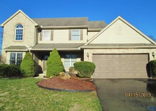 Pre Foreclosure in Holland 43528 LONGMEADOW DR - Property ID: 1447677666