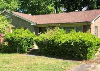 Pre Foreclosure in Greensboro 27403 CARPENTER ST - Property ID: 1448078403