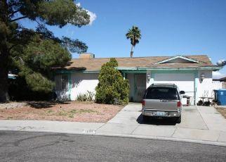 Pre Foreclosure in Las Vegas 89122 WELLESLEY AVE - Property ID: 1448432282