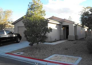 Pre Foreclosure in Las Vegas 89108 ESTORNINO AVE - Property ID: 1448433604
