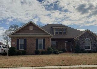 Pre Foreclosure in Hazel Green 35750 CARLTON CASH DR - Property ID: 1448948212