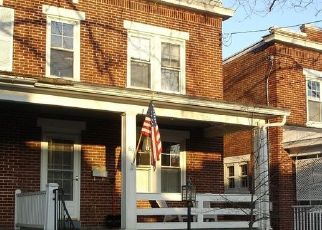 Pre Foreclosure in Lancaster 17603 S PEARL ST - Property ID: 1449082687