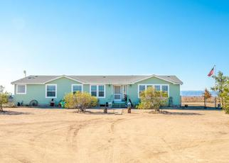 Pre Foreclosure in Rosamond 93560 CATHY AVE - Property ID: 1449178597