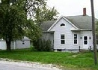 Pre Foreclosure in Flanagan 61740 S MAIN ST - Property ID: 1449526343
