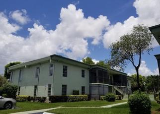 Pre Foreclosure in Delray Beach 33446 S ORIOLE BLVD - Property ID: 1449916583