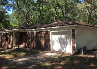 Pre Foreclosure in Monticello 32344 WILD TURKEY RUN - Property ID: 1450007685