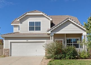 Pre Foreclosure in Castle Rock 80104 STOCKWELL ST - Property ID: 1450098339