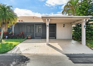 Pre Foreclosure in Delray Beach 33446 MOONLIT DR - Property ID: 1450118487