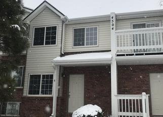 Pre Foreclosure in Aurora 80015 S CIMMARRON CIR - Property ID: 1450154849