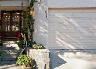 Pre Foreclosure in Woodland Hills 91364 MEDINA DR - Property ID: 1450316449