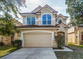 Pre Foreclosure in San Antonio 78260 PINNACLE FLS - Property ID: 1451857238