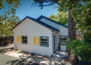 Pre Foreclosure in Napa 94559 MARIN ST - Property ID: 1452322374