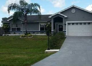 Pre Foreclosure in Port Saint Lucie 34983 NW BISCAYNE DR - Property ID: 1452415664
