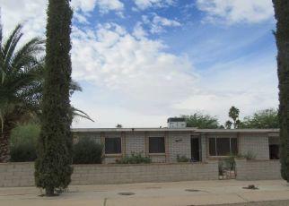 Pre Foreclosure in Tucson 85746 S CAMINO DE LA TIERRA - Property ID: 1452689840