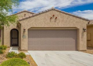 Pre Foreclosure in Green Valley 85614 E MULE SPRINGS DR - Property ID: 1452691136