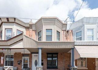 Pre Foreclosure in Philadelphia 19134 CEDAR ST - Property ID: 1452796704