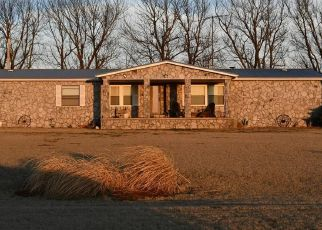 Pre Foreclosure in Fort Cobb 73038 COUNTY STREET 2580 - Property ID: 1453269714