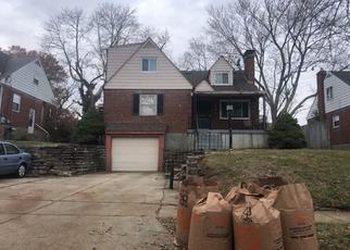 Pre Foreclosure in Cincinnati 45224 BITTEROOT LN - Property ID: 1453354235
