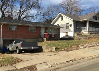 Pre Foreclosure in Cincinnati 45205 MINION AVE - Property ID: 1453454541
