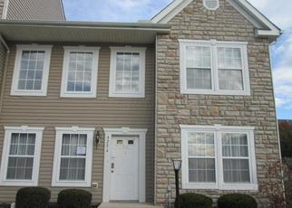Pre Foreclosure in Canal Winchester 43110 BOWMAN MEADOW DR - Property ID: 1453559654