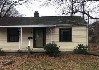 Pre Foreclosure in Greensboro 27403 TROGDON ST - Property ID: 1453689288