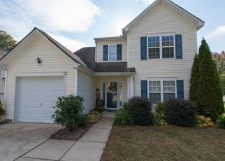 Pre Foreclosure in Concord 28027 BESOR PL NW - Property ID: 1453744477