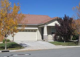 Pre Foreclosure in Sparks 89436 ALLEGRINI DR - Property ID: 1454092217