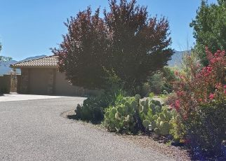 Pre Foreclosure in Cottonwood 86326 E QUAIL SPRINGS RANCH RD - Property ID: 1454145667