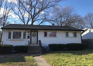 Pre Foreclosure in Munster 46321 COLUMBIA AVE - Property ID: 1454749629