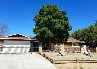 Pre Foreclosure in California City 93505 EUCALYPTUS AVE - Property ID: 1454803496