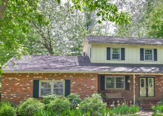 Pre Foreclosure in Bloomington 47401 E WEXLEY RD - Property ID: 1454930509