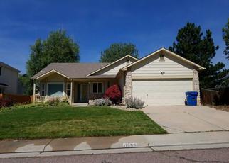 Pre Foreclosure in Littleton 80127 W BRANDT PL - Property ID: 1454985247