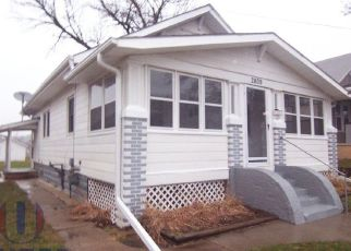 Pre Foreclosure in Sioux City 51106 LEECH AVE - Property ID: 1455142938