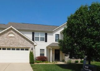 Pre Foreclosure in Plainfield 46168 FOXTAIL DR - Property ID: 1455175777