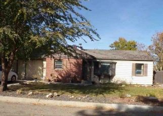 Pre Foreclosure in Boise 83705 W DILL DR - Property ID: 1455466141