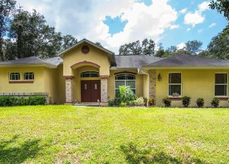 Pre Foreclosure in Brooksville 34602 GOODWAY DR - Property ID: 1455502501