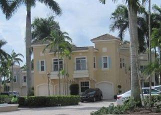 Pre Foreclosure in Palm Beach Gardens 33418 RESORT LN - Property ID: 1455744260