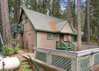 Pre Foreclosure in Pollock Pines 95726 SLY PARK RD - Property ID: 1455827927