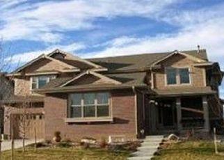 Pre Foreclosure in Aurora 80016 E OTERO PL - Property ID: 1455860772