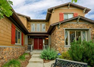 Pre Foreclosure in Aurora 80016 E DRY CREEK PL - Property ID: 1455948808