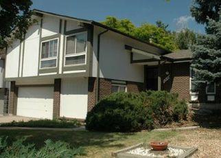 Pre Foreclosure in Aurora 80012 S NILE CT - Property ID: 1455949227
