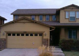 Pre Foreclosure in Commerce City 80022 VENTURA ST - Property ID: 1455953169
