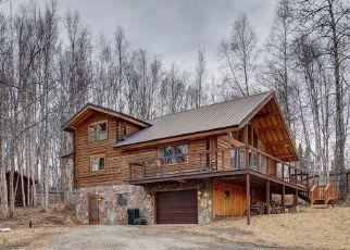 Pre Foreclosure in Wasilla 99654 E DAN ST - Property ID: 1456437580