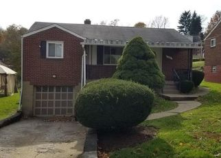 Pre Foreclosure in Pittsburgh 15236 OLD LEBANON CHURCH RD - Property ID: 1456738916